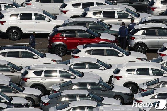 코로나19에도 지난해 국내 자동차 판매 역대 최다
