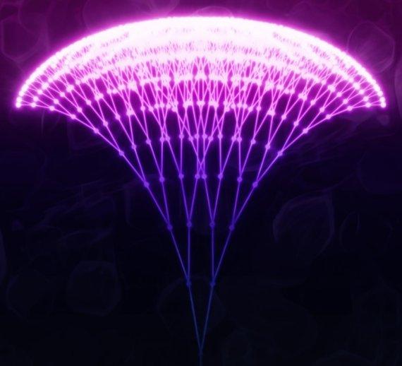 나노물질이 빛에너지를 1만배 증폭시켰다