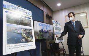 우상호 의원, 부동산 정책 관련 기자간담회