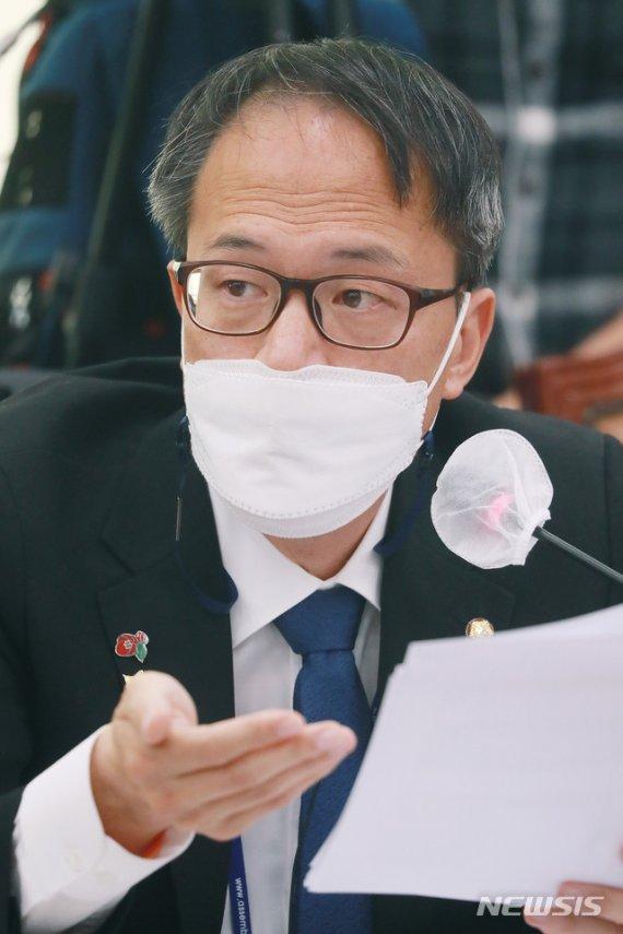 '임대차법 주역' 박주민, 과거 자화자찬 발언 다시 주목 ...