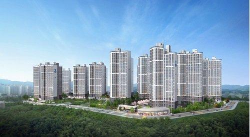 양평 랜드마크 최대 규모 브랜드 아파트 '양평역 한라비발디' 2월 분양