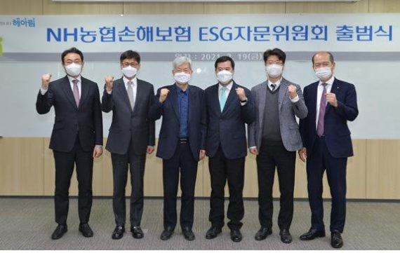 NH농협손해보험, 'ESG 프랜들리 2025' 선포