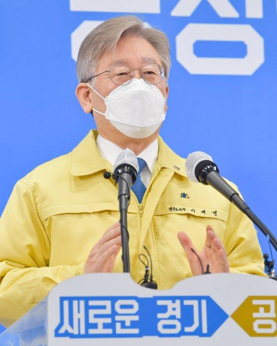 """'1인당 10만원' 이재명 저격 이철우..이재명의 한방 """"경북.."""""""