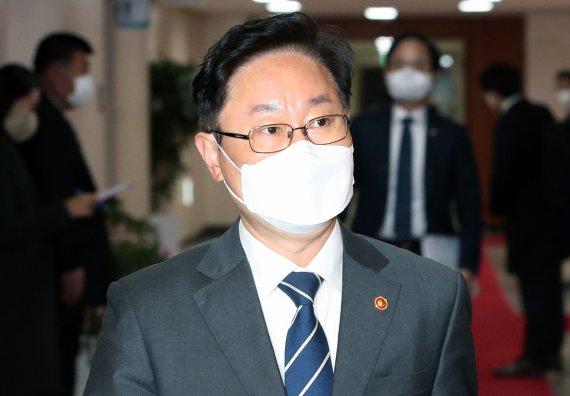 '신현수사태 봉합' 박범계 하필 오늘 대전고검행…어떤 메시지 주목