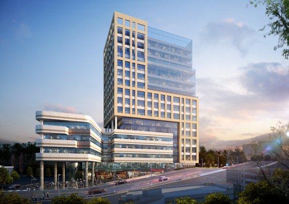 新 오피스시장으로 급부상…지식산업센터 광교-Q캠퍼스, 기업 맞춤형 특화시설 갖춰