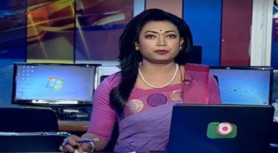 방글라데시 트랜스젠더 뉴스 앵커 탄생, 성폭력과 괴롭힘을 이긴 '제3의 성'