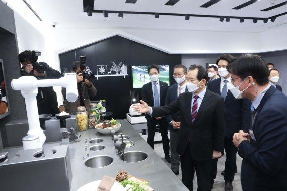 """LG """"혁신기술 스타트업 적극투자"""" AI·5G 등 새 사업모델 발굴 '앞장'"""
