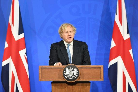 영국, 다음주 봉쇄 완화...5월부터는 해외여행 재개 '희망'