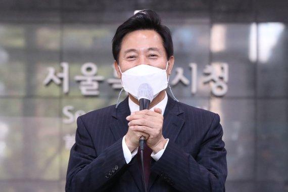 오세훈 10년만에 서울시 출근...서울 행정 지각변동 임박?