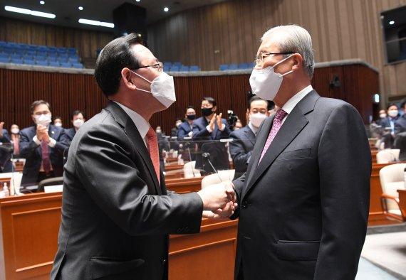 """국민의힘 의원, 윤석열 前총장에게 """"반기문처럼.."""""""