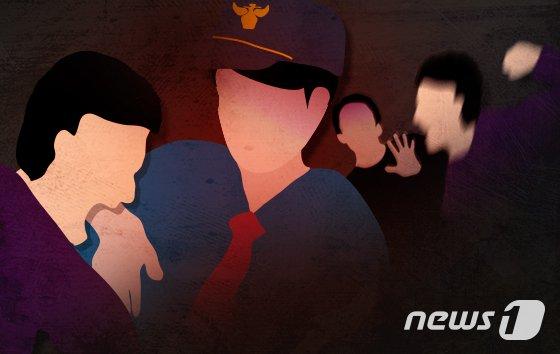 경찰 11명과 대치한 가정폭력男, 그 결과는 어이 없게도...