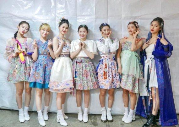 신한류 이끄는 두 주역, K팝과 한복이 만나다