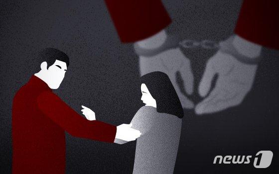 """술 취해 처음 본 여성 마구 때린 50대男 """"아무 기억도 안나"""""""