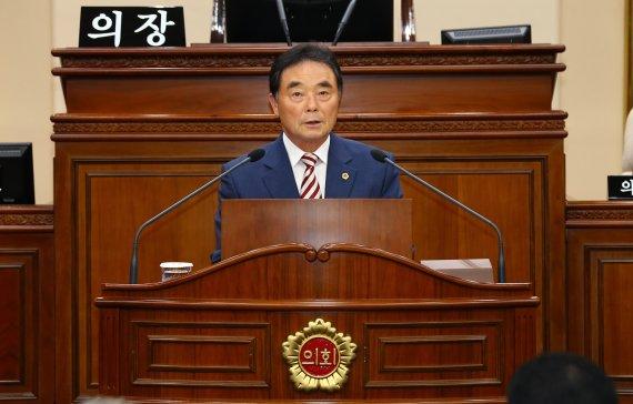 """심영섭 도의원, """"1도 1국립대 협력 과정, 강원도립대 참여"""" 제안"""