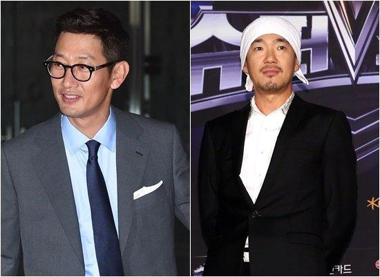이하늘-김창열 만났다..빈소 조문에 침통한 표정으로..