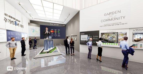 실감형기술기업 올림플래닛, 가상현실 모델하우스로 보는 업계트렌드