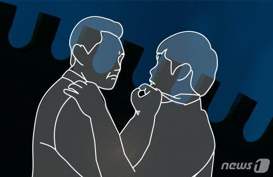 """""""자가격리 왜 제대로 안 해"""" 이웃 전기톱으로 협박한 50대"""