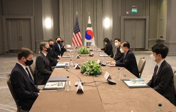 런던에 모인 G7 외교장관…의제는 한반도, 팬데믹, 中-러