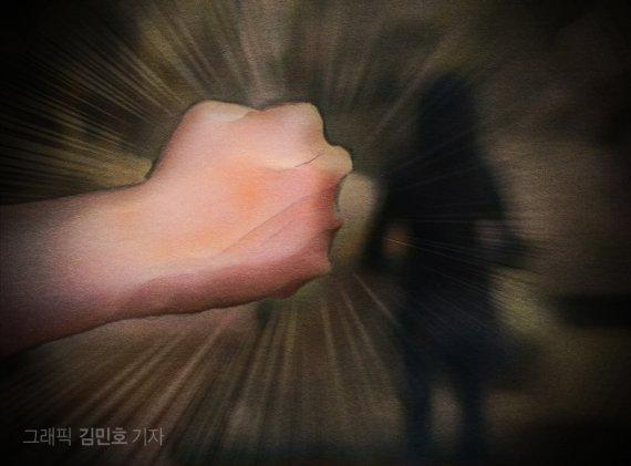 동거여성 감금·폭행한 동거남의 살벌한 전과