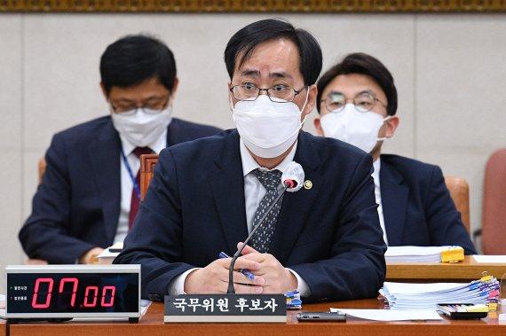 """박준영 """"日오염수 방출 국제공조로 철회 목표…남북 공동대응도 협의해 볼 것"""""""