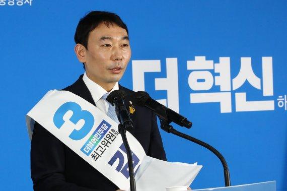 """항소포기 김용민 """"진중권에 이길 자신 있었지만.."""""""