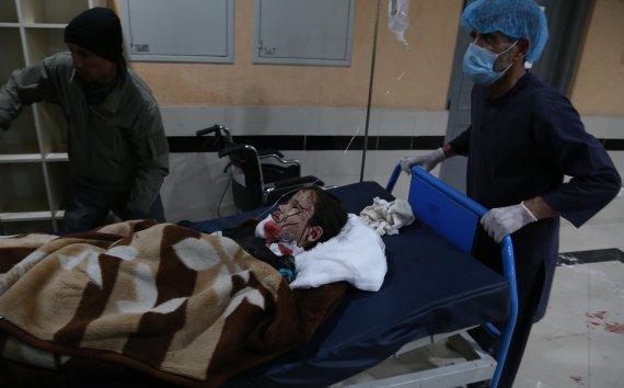 아프간 카불 학교에서 폭탄 폭발…최소 40명 사망