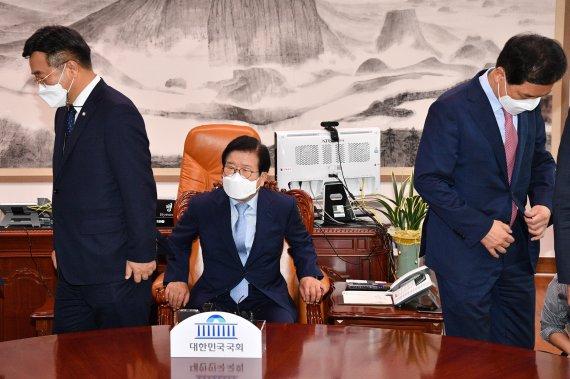 박준영 후보 사퇴에도 여진 계속...與 내부 갈등도 표면화