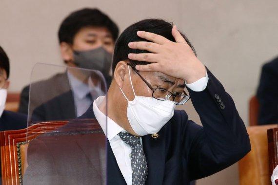 박준영 장관후보자 사퇴에 해수부 '허탈'