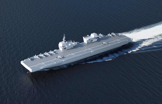 [군사대로]영국이 띄운다는 항공모함 전투단, 우린 어떻게?