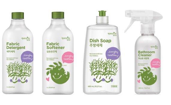 이마트, LG생활건강과 협업해 친환경 상품 판매 선도
