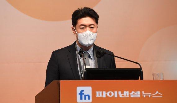 """전화성 씨엔티테크 대표 """"액셀러레이터, 유니콘 탄생 이끌어"""" [제11회 대한민국 강소기업포럼]"""