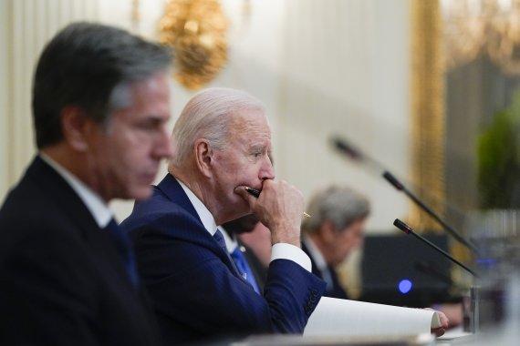 바이든, 블링컨 국무장관 중동으로 급파