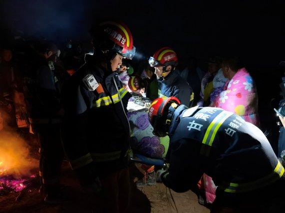중국 산악마라톤서 극한기후로 20명 사망