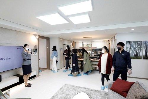 """반도건설 """"마창대교 반도유보라"""" 착한분양가로 내집마련 슈퍼SAVE"""