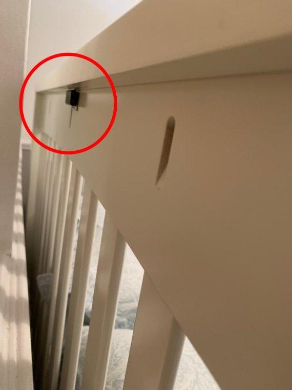 혼자 사는 女 침실에 설치된 도청 장치, 범인 알고보니