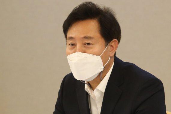 오세훈, 서울시장 취임 이후 6번 가고 61만원 쓴 식당은?