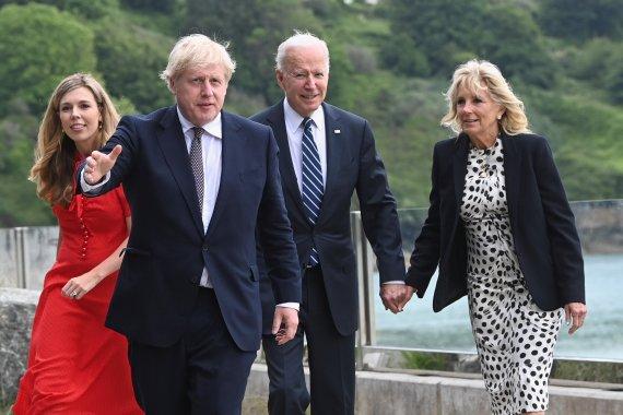 '최강국 굴기' 中 숨통 조이는 바이든…민주연대 G7, 힘 싣는다