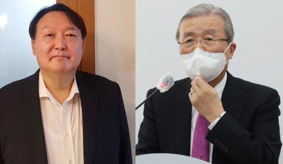 """이준석, 의미심장한 한마디 """"김종인이 윤석열을.."""""""