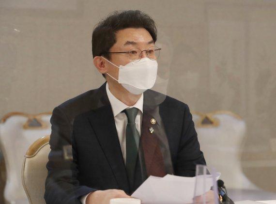 """이억원 기재차관 """"디지털 뉴딜, 2024년까지 58조원 투입"""""""