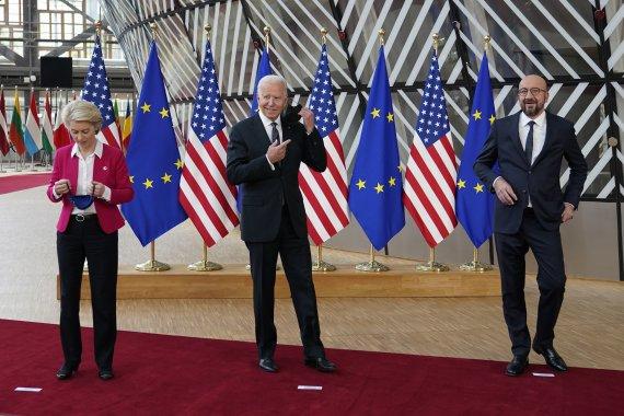 美-EU, 17년간 항공기 보조금 분쟁 일단 '휴전'