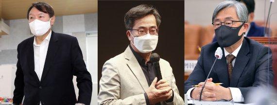 """""""조만간 생각 정리"""" 최재형도 대권 앞으로…野 대선판 달아오른다"""