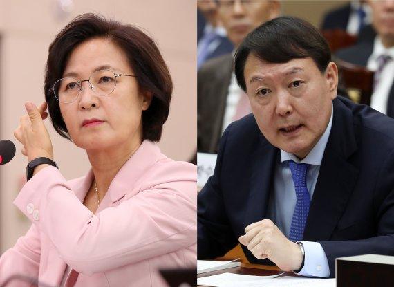 """'꿩 잡는 매' 자임한 추미애, 尹 집중공격 """"이유 있었네"""""""