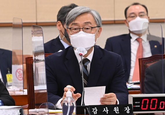 선두 尹, 대선후보 지지율 5.2%p 급락…최재형 '톱5' 진입