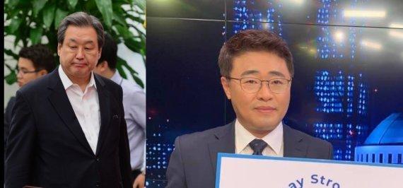 """'아군에 수류탄 '윤석열 X파일…김무성 """"장성철과 남남"""" 배후설 펄쩍"""