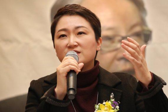 """이언주 """"인사검증 때도 없던 '윤석열 X파일'…송영길 사과해야"""""""