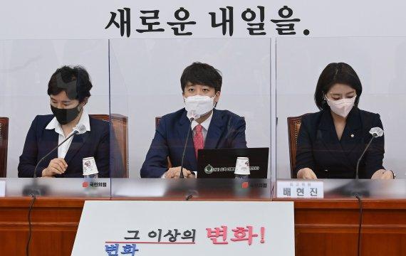 """[영상] 이준석, '윤석열 X파일' """"공개하라""""고 한 이유...병역 의혹? """"계속해라"""""""