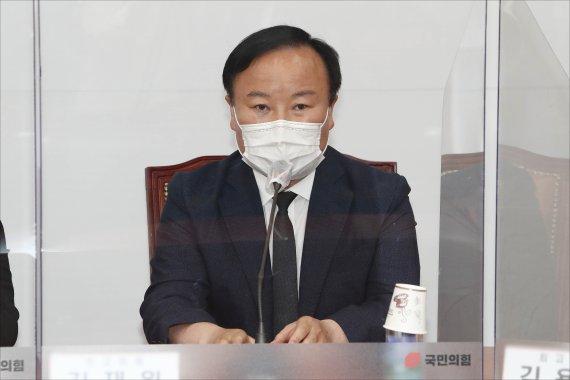 """김재원 """"최재형, 기호 2번 나와야 당선…우리와 같이 가야"""""""