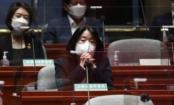 與, '투기 의혹' 윤미향·양이원영 제명…의원직은 유지