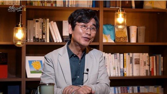 """'명예훼손' 기소된 유시민, 혐의 부인...한동훈 """"사과 왜 했나"""""""