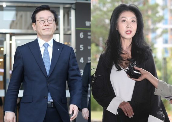 """김부선 """"이재명, 음주운전 한 번만 더 걸리면 면허취소된다고"""""""